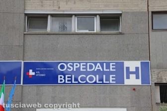 Ecco l'ingresso di Belcolle