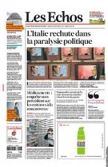 """""""L'Italia riprecipita nella paralisi politica"""""""