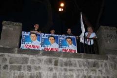 La chiusura di Marini