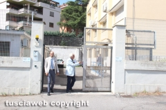Viterbo - Elio Marchetti arrestato dalla polstrada - Gli avvocati