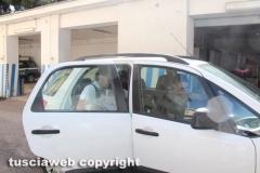 Viterbo - Elio Marchetti arrestato dalla polstrada
