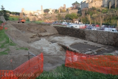 Viterbo -  EmerViterbo -  Emergenze archeologiche a Valle Faulgenze archeologiche Valle Faul
