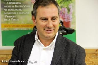 Ermanno Mazzetti nuovo direttore Coldiretti Viterbo