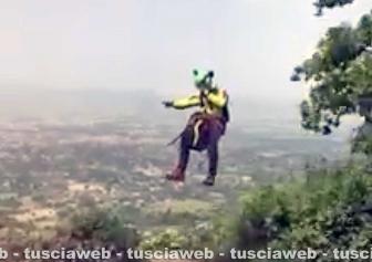 Viterbo - Escursionisti si infortunano sulla Palanzana