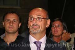 L\'assessore Fabrizio Fersini
