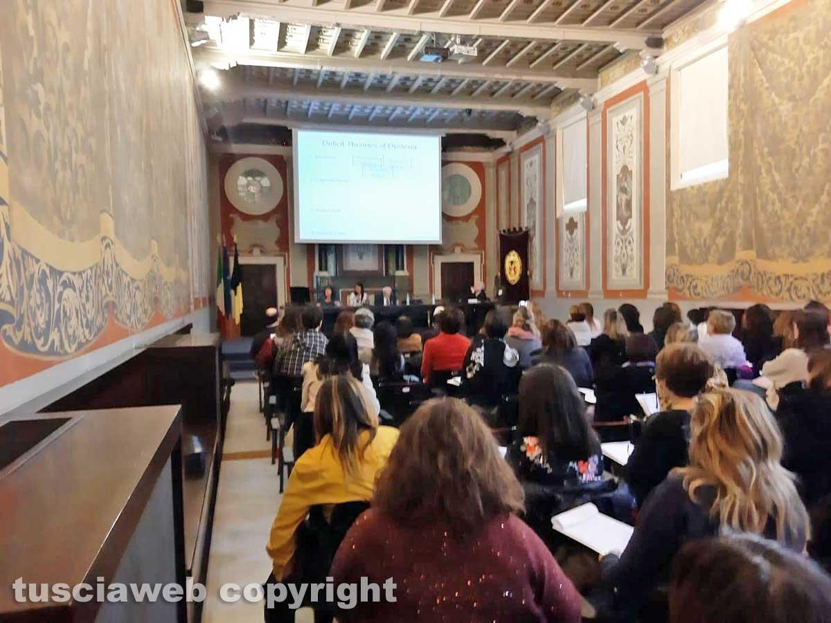 Viterbo - Uil Scuola - Esperti a confronto sul tema della dislessia