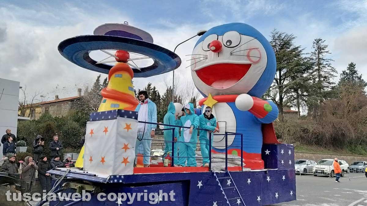 Montefiascone - Esplode il Carnevale