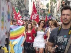 L\'Europride di Roma - Visto da Emanuela Deia