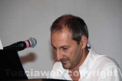 Il cantante-pianista Luigi Gentile
