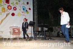 Ezio Mauro arriva accompagnato da Filippo Rossi