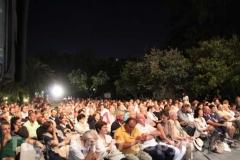Il pubblico del Parco del Paradosso