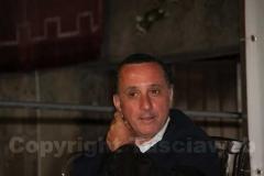 Antonio Polito a piazza del Fosso