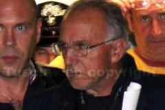 La centro  Vincenzo Ventura l\'uomo fermato per la morte del ciclista Faccenda
