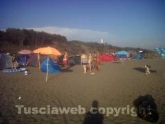 Ferragosto in spiaggia