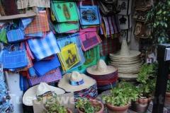 Il mercatino messicano