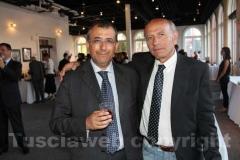 L\'assessore comunale alla Cultura Enrico Maria Contardo