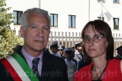 Il sindaco di Vetralla Sandrino Aquilani