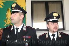 Il capitano Gesmundo e il capitano Leuzzi