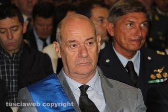 Festa della finanza 2015 - Il presidente della Provincia Mauro Mazzola