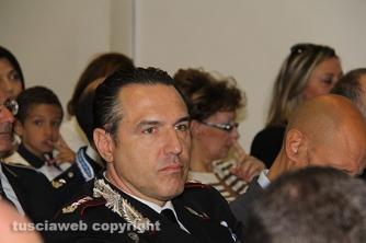 Festa della finanza 2015 - Il colonnello Mauro Conte, comandante provinciale dei carabinieri