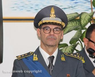 Festa della finanza 2015 - Il colonnello Domenico Costagliola, comandante del nucleo di polizia tributaria