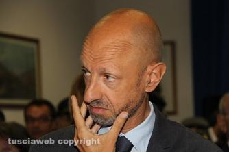 Festa della finanza 2015 - Il rettore dell\'università della Tuscia Alessandro Ruggieri