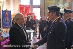 Festa della Polizia, la premiazione