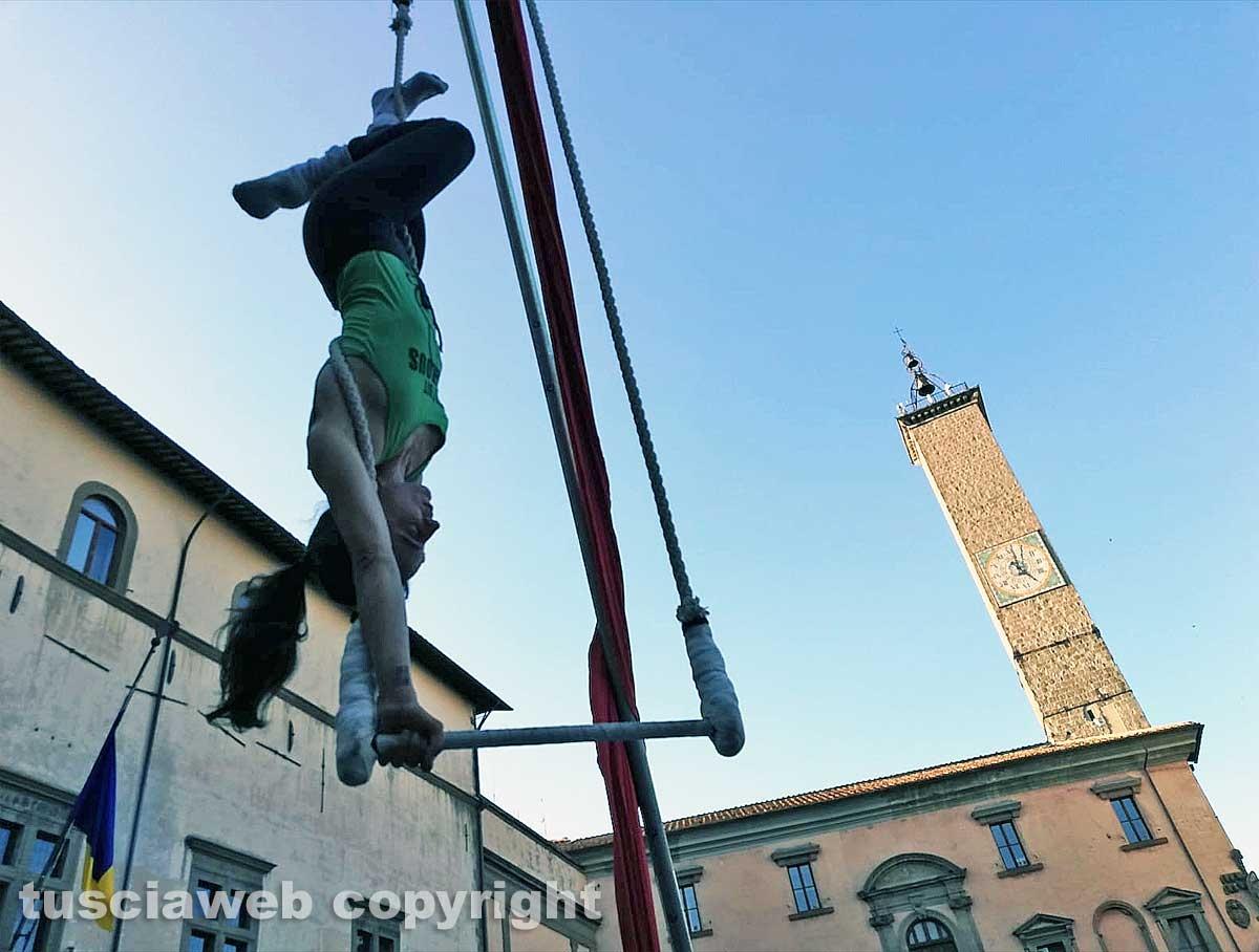 Viterbo - Il festival degli artisti di strada