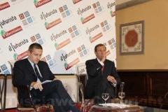 Massimo Giannini di Repubblica intervista Fini