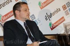 Il giornalista Giannini