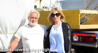 Mauro Cappelloni e Ombretta Ciorba