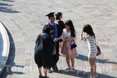 I laureati della Soka university