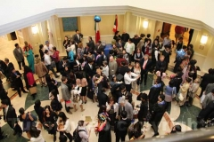 Graduation day alla Soka university