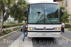 Il bus dei ragazzi dell\'orchestra