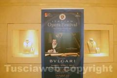 Bulgari, main sposnsor dell\'Italian operafestival