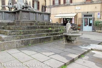 Viterbo - Fontana Grande