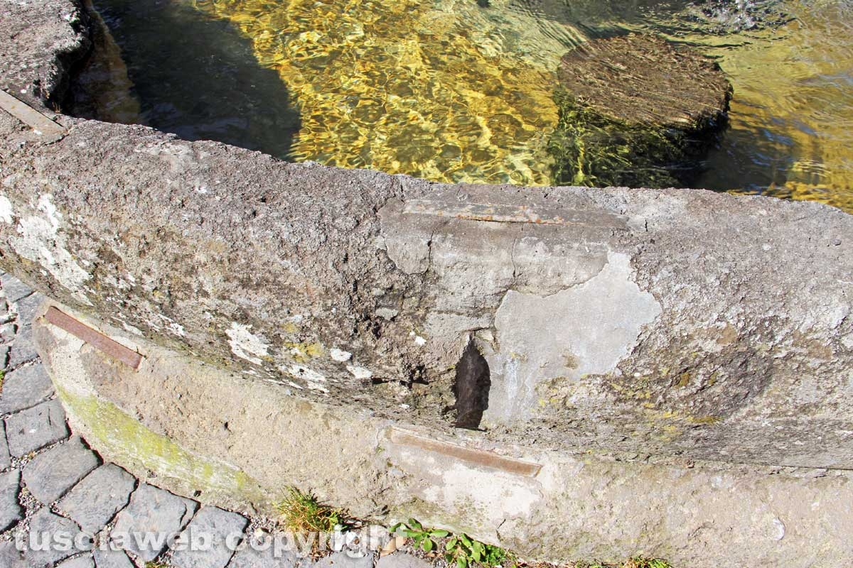 San Martino - La fontana di via Cadorna