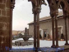 La fontane del palazzo Papale - Fausto ed Elisa Cappelli