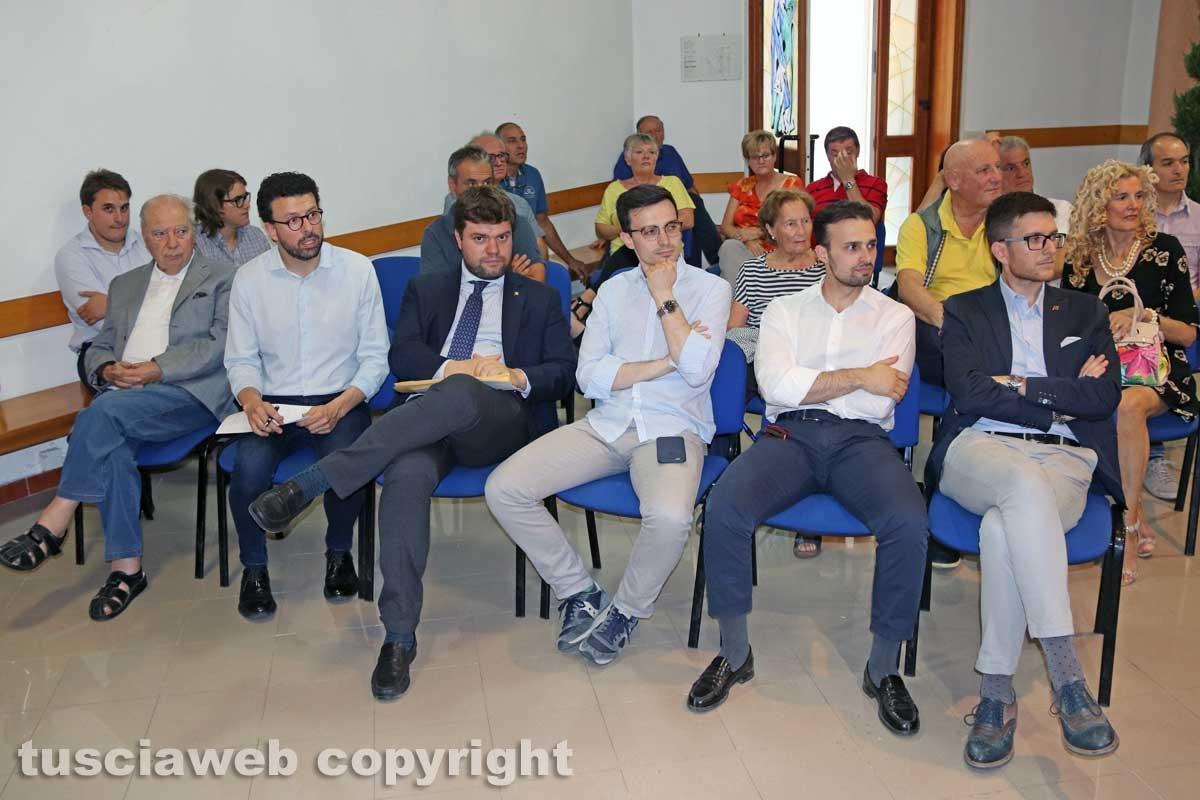 Viterbo - il congresso provinciale Forza Italia