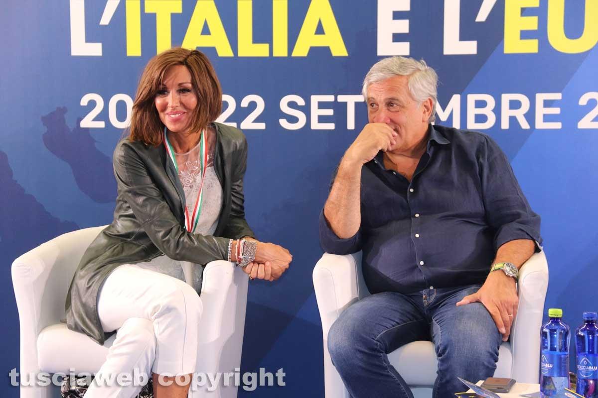 Anna Maria Bernini e Antonio Tajani