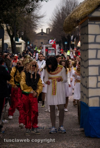 Carnevale di Capranica - Foto Marco Di Vittorio