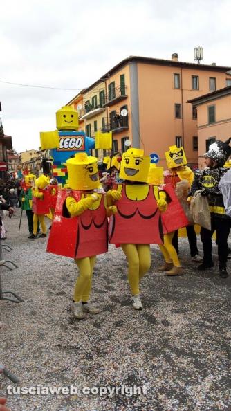 Carnevale di Montefiascone  - Foto Ileana Nunziati