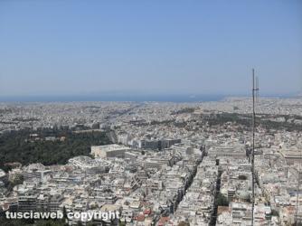 Atene vista da Lukabettus - Massimo Ercoli