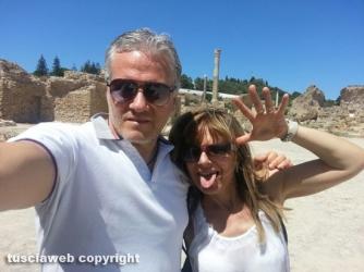 Cartagine - Roberto e Paola