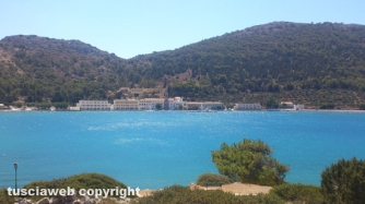 Isola greca di Symi - Vittorio