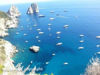 I faraglioni di Capri - Meri Sposetti
