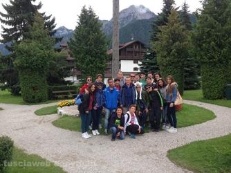 Dobbiaco - I ragazzi di don Emanuele in Val Pusteria