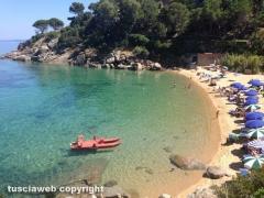 Spiaggia Caldane - Isola del Giglio - Nicolò Alesini