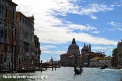 Canal Grande a Venezia - Federico Ceccariglia.