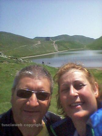 Il lago Scaffaiolo - Paola Rossi e Mauro Pagnottella